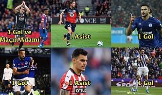 Milli Yıldızlarımızın Şovu Vardı! Geçtiğimiz Hafta Avrupa Liglerinde Mücadele Eden Temsilcilerimiz Neler Yaptı?
