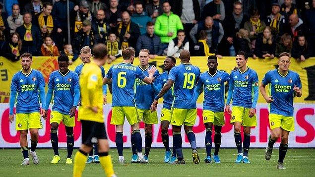 Feyenoord'un VVV Venlo'yu deplasmanda 3-0 yendiği karşılaşmada Orkun Kökçü 90 dakika sahada kaldı.