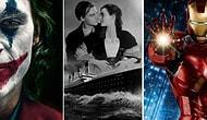 Şimdiye Kadar Sinemada En Çok Hangi Yabancı Filmleri İzledik?