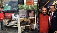Minibüsünü Her Çeşit Sosyal Mesajla Süsleyip Farkındalık Yaratan Güzel Yürekli Şoför Abimiz