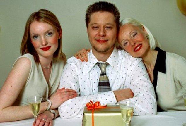 5. Can alıcı soruyu soralım. Evlenince eşinin ailesiyle yaşar mısın?