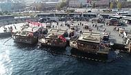Yürütmeyi Durdurma Kararı Kaldırıldı: Eminönü'ndeki Balık Ekmek Tekneleri Tahliye Edilecek