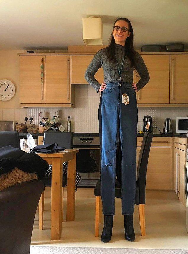 2. Bu pantolonu kime göre ürettiniz acaba?