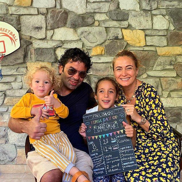Nasıl beğenilmesin ki... Yıllarca emek verdikten sonra aşkı Bülent Şakrak'ta buldu, yeniden evlendi, bir çocuk sahibi daha oldu ve mutlu aile fotoğrafının sözlükteki tanımı haline geldi.