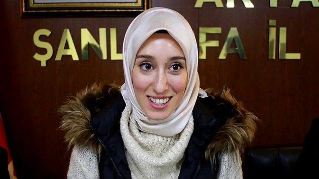 15. Rümeysa Kadak (23) – Milletvekili