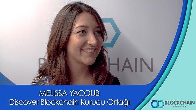 29. Melissa Yacoub (23) – Kurucu, Discover Consultancy