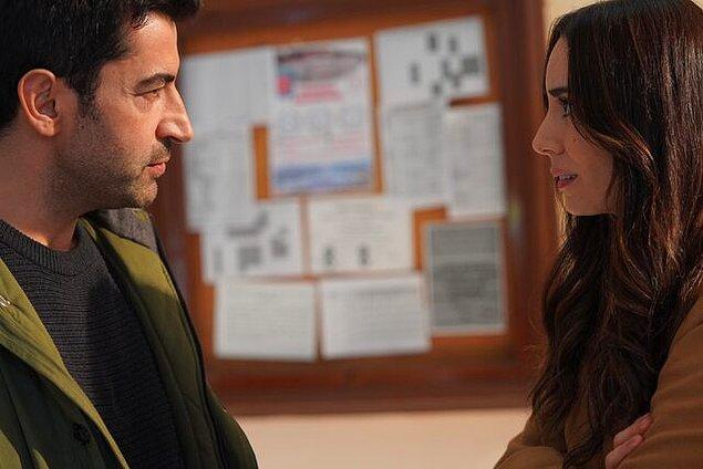 9. Kenan İmirzalıoğlu, Ahmet Mümtaz Taylan ve Melisa Sözen, BluTv'nin yeni dizisi 'Alef' için bir araya geliyor. Polisiye türünde olacak dizinin yönetmenliğini de Emin Alper yapacak.