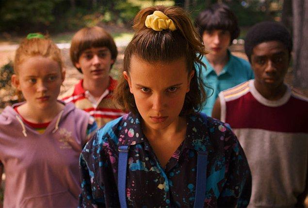 1. Stranger Things'in 4. sezonunda diziye dört yeni karakter dâhil olacak.