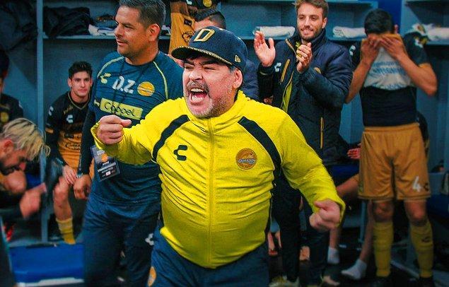 3. Maradona Meksika'da / 13 Kasım