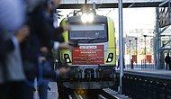 Ankara'dan Uğurlandı: Çin'den Yola Çıkan Yük Treni 18 Günde Prag'a Ulaşacak