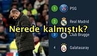 Cimbom 6 Golle Yıkıldı! Real Madrid-Galatasaray Maçında Yaşananlar ve Tepkiler