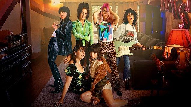 6. I'm With the Band: Nasty Cherry / 15 Kasım