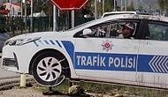 Hırsızlıkta Sınır Yok: Maket Polis Aracının Aküsünü ve Tepe Lambasını Çaldılar!