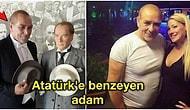 Atatürk'e Benzeyen Adamın Son Görüntüleri Herkesi İkiye Bölünce Büyük Bir Tartışma Konusu Çıktı