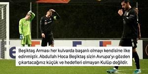 Avrupa'ya Veda Ettik! Braga-Beşiktaş Maçında Yaşananlar ve Tepkiler