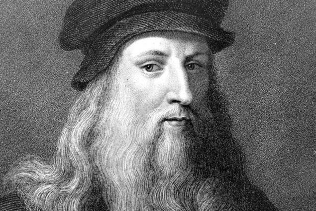 """10. Leonardo Da Vinci'nin ölmeden önceki son sözü şu olmuştu: """"Çalışmalarım olması gereken kaliteye erişmediği için Tanrıyı ve insanlığı gücendirdim."""""""