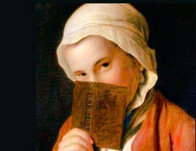 13. 18. yüzyılda bir dönem aileler çocuklarının çok kitap okuyor olmasından endişe ediyordu, hatta bu bir okuma hastalığına dönüşmüştü.