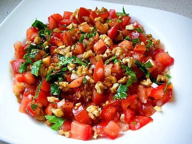 Gavurdağı salata