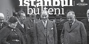 12 Yılda İlk Kez: Mustafa Kemal Atatürk, İBB Tarafından Çıkarılan Derginin Kapağında