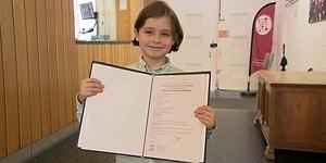 Dünyanın En Genç Üniversite Mezunu Olacak: Elektrik Mühendisliği Bölümünü Bitirmek Üzere Olan 9 Yaşındaki Laurent Simons