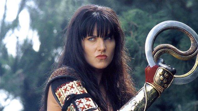 Zeyna: Savaşçı Prenses'i bilmeyeniniz yoktur herhalde diyemeyeceğiz çünkü 2000'liler bilmez...