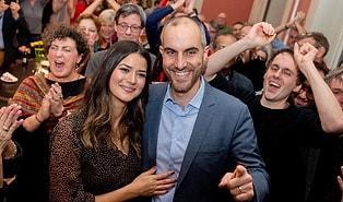 Almanya'da Bir Türk: Yeşiller Partisi'nin Adayı Belit Onay Hannover Belediye Başkanı Seçildi
