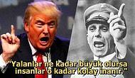 Hitler'i Perde Arkasında Yöneten Joseph Goebbels'in Bugün Bile Geçerli Olan Korkunç Propaganda Teknikleri