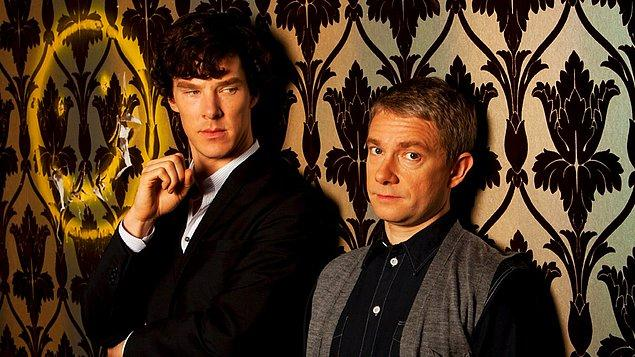 1. Sherlock (2010– )