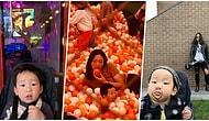 Günlük Hayatında Yaşadığı Komik Anları Bebeğini Ön Plana Alarak Ölümsüzleştiren Annenin Duygulara Tercüman Fotoğrafları