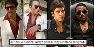 Yerli Tony Montana! Tony Montana ile Nusret Arasındaki Benzerlikleri Görünce Şaşkınlığınızı Gizleyemeyeceksiniz