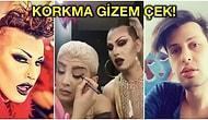 'Korkma Gizem Çek' Videosuyla Sosyal Medyanın Yeni Fenomeni Olan Drag Queen Baran Hakkında Bilinmeyenler