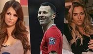 Eşini Kardeşinin Karısıyla Aldatan Manchester United'ın Efsane İsmi Ryan Giggs'in Aşk Hayatı Durulmuyor!