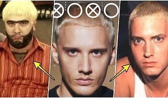 Adeta Bir Eminem! Edis Görgülü'nün Herkesi Şaşırtan Yeni Tarzına Gelen Birbirinden Komik Tepkiler