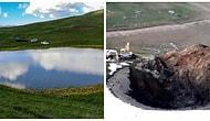Bir Hiç Uğruna Yok Oldu: Define Bulunamayan Dipsiz Göl'de Kazı Sonlandırıldı