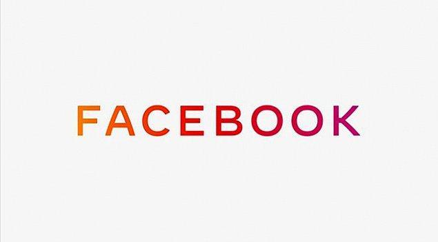 Yakın zamanda logosunu da güncelleyen Facebook, şirketin diğer ürünlerindeki renklerle uyumlu şekilde gösterim yapacak.