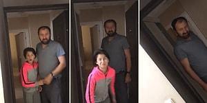 Uzun Süre Görüşmediği Ailesine Sürpriz Yapan ve Kapıda Babasından 'Ş*rfsz' Tepkisi Alan Genç