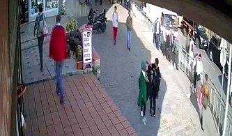 Karaköy'de Yolda Yürüyen Genç Kadına Saldırı: Saldırgan Gözaltına Alındı