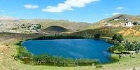 Gümüşhane'deki Doğa Harikası Dipsiz Gölün Bir Hiç Uğruna Yok Edilmesine İnsanlar Tepkisiz Kalamadı!