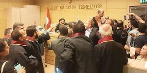 Görevden Uzaklaştırma Kararı Kaldırıldı: Avukatın Etek Boyunu Ölçen Hakim Geri Döndü
