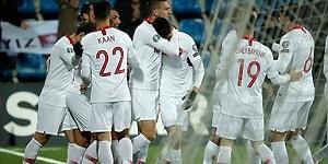 Tarihimizin En İyi Eleme Turu: Andorra'yı 2-0'la Geçen Milliler, Grubu 2. Sırada Tamamladı