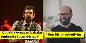 Türkiye'deki Erkeklerin Arkalarına Bakmadan Kaçtığı, Okan Bayülgen'e de Kapak Olacak Nadir Görebileceğiniz Bir 'Ev Erkeği' Örneği