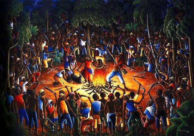 Tarih, kölelere ve ezilenlere yapılan zulmü, yeri gelince üstü kapalı anlatan veya yaşananları unutturan bir rol izlemiştir. Ta ki Haiti Devrimi'ne kadar...