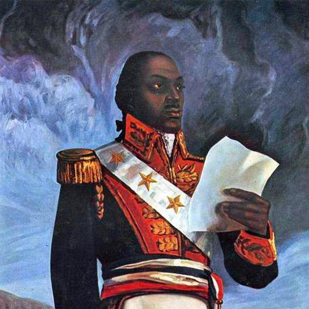 Geriye sadece Haiti ismi kalıncaya kadar tüm yerli halkı katleden İspanyollardan sonra bu sefer de Fransızlar bu topraklara göz dikiyor.