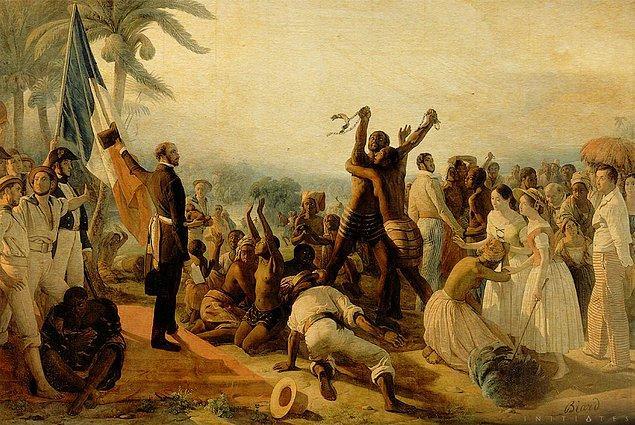 Keşke bir noktada bitse bu zulüm desek de bitmiyor... Haiti topraklarında yaşanan zaferin sonucunda yine Haiti halkı zararlı çıkıyor.