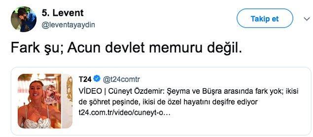 Cüneyt Özdemir'in bu açıklamalarına sosyal medyadan da reaksiyonlar geldi elbette...