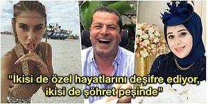Şatafatlı Mevlit ile Dikkat Çeken Büşra Nur Söylemez'i Şeyma Subaşı ile Kıyaslayan Cüneyt Özdemir'den İlginç Analizler