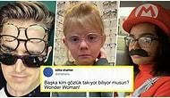 Artık 'Güzel' Olmayacağını Düşündüğü İçin Gözlük Kullanmak İstemeyen 6 Yaşındaki Kıza Twitter Aleminden Destek Yağdı!