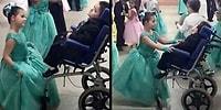Okul Sonu Gösterisindeki Dansını Serebral Palsi Olan Kardeşiyle Yapan Ufaklık!