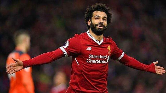 Muhammed Salah dünya futbolunun en başarılı isimlerinden biri.