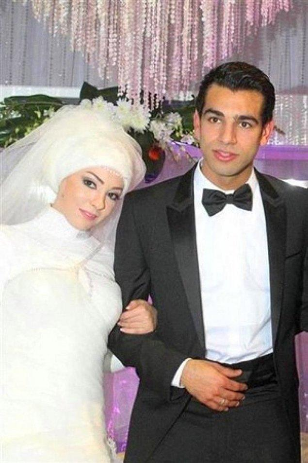 Medyanın ilgisinden uzak kalmaya ve reklam olmamaya çalışan Salah, aslında tam bir aile babası!